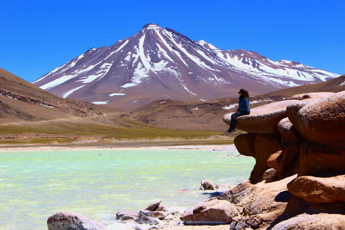 tour a San Pedro de Atacama: piedras rojas