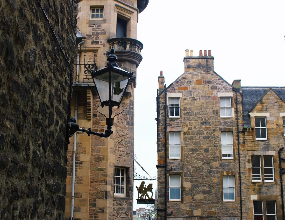 cosa vedere a Edimburgo in 3 giorni: close royal mile