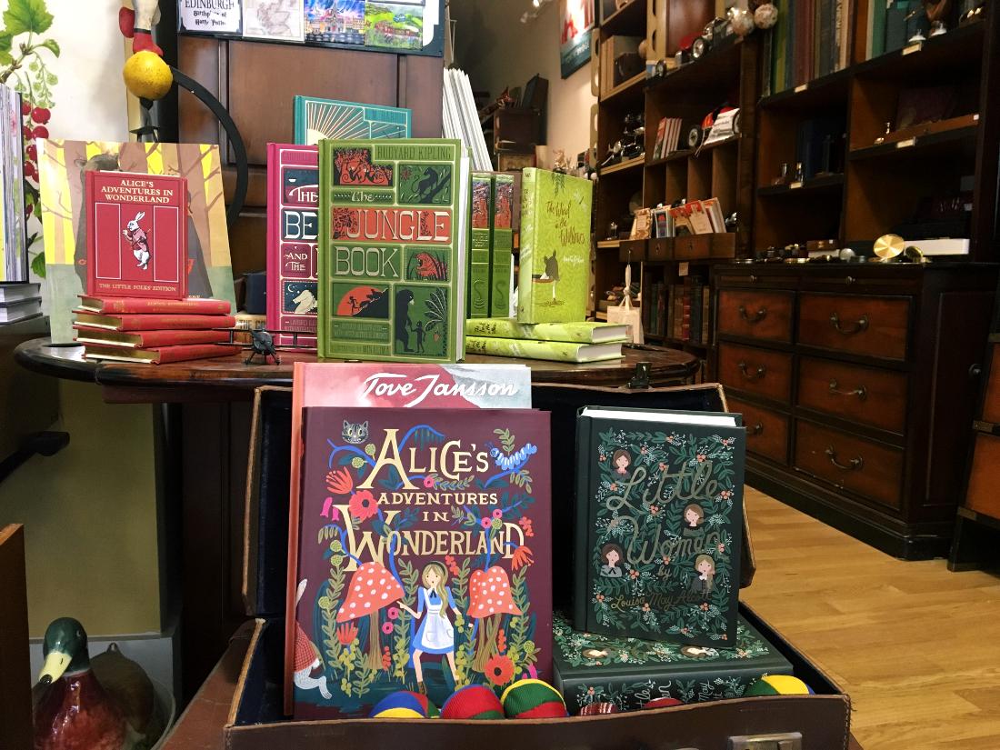 john kay's libreria edimburgo da visitare