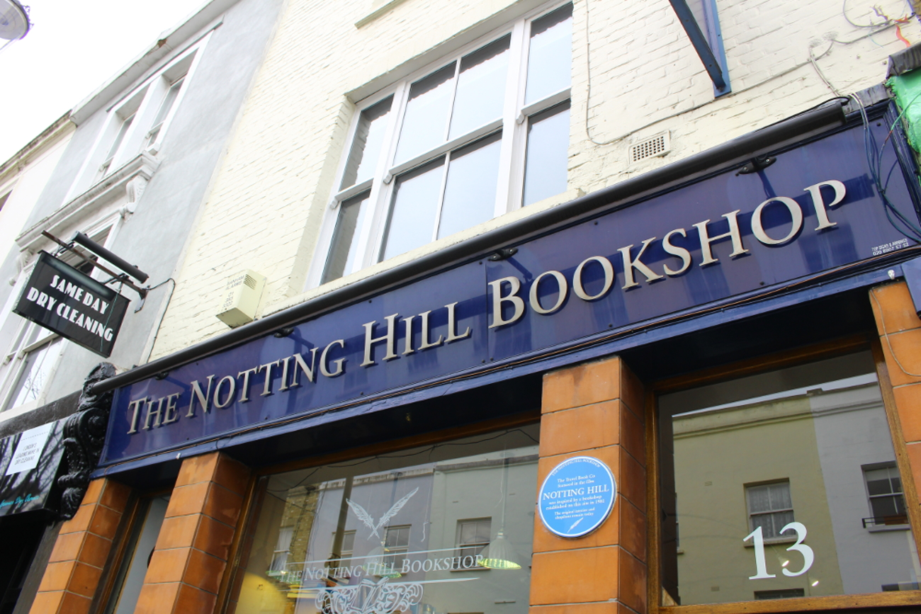libreria film notting hill