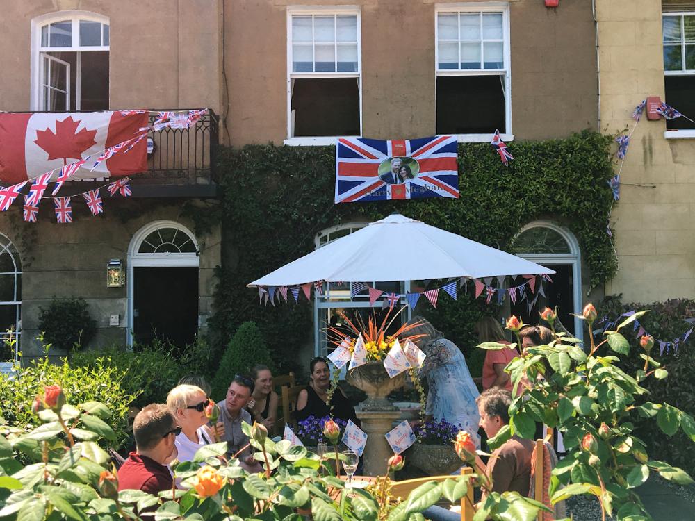 festeggiamenti royal wedding
