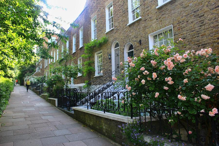 hampstead Londra