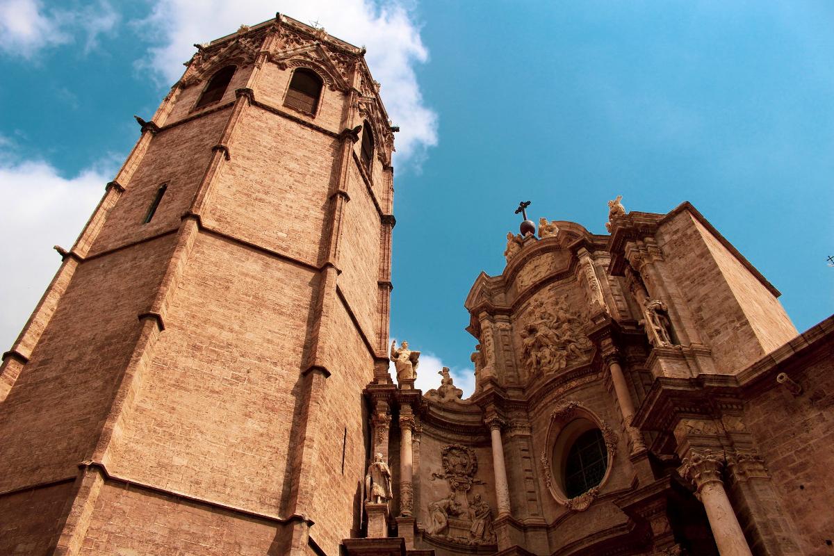 cosa vedere a Valencia: cattedrale