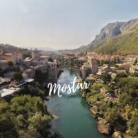visitare mostar bosnia