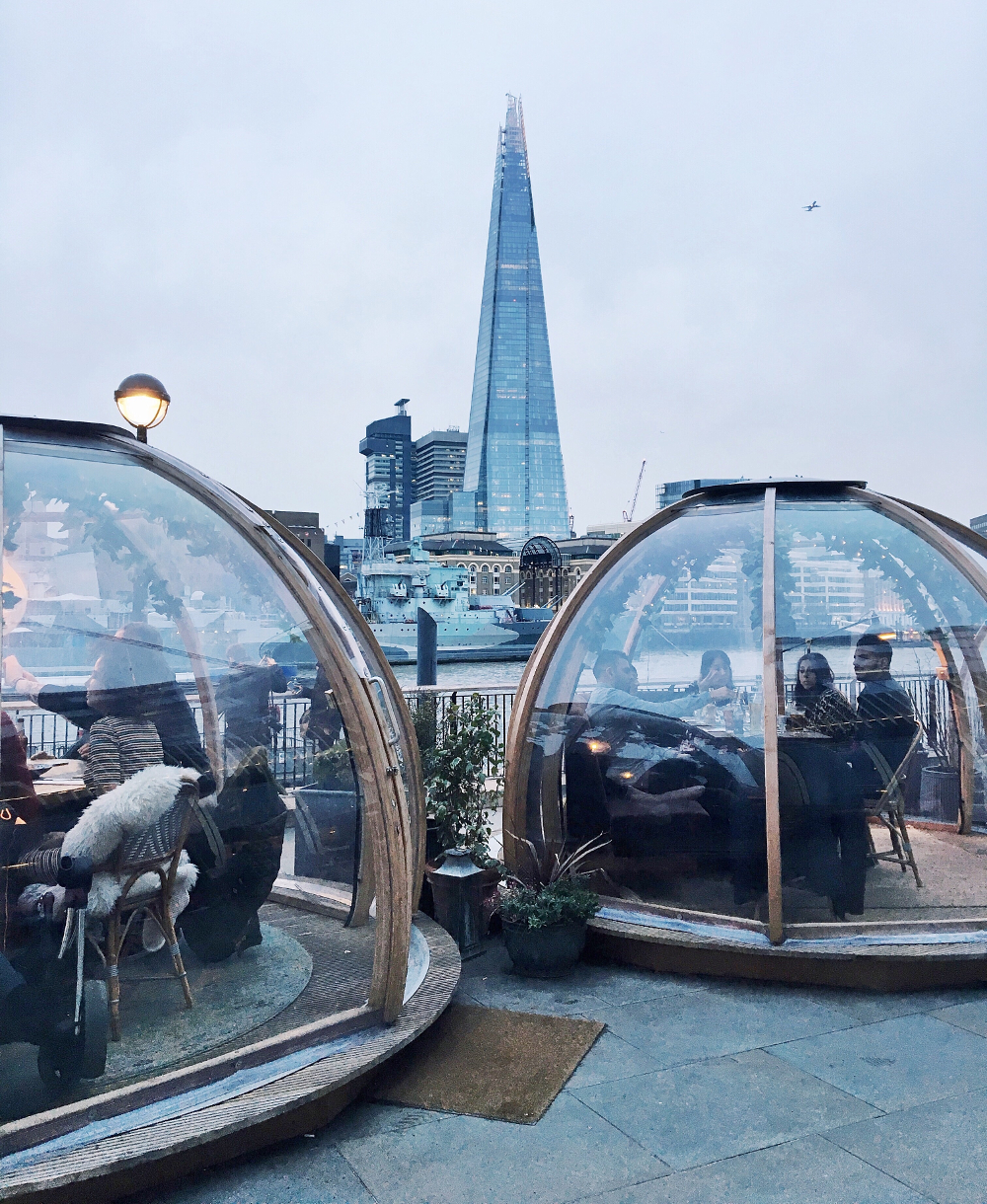 Luoghi instagrammabili a Londra: Coppa Club