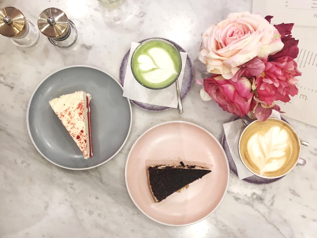Luoghi instagerammabili a Londra dove mangiare: Elan Cafè
