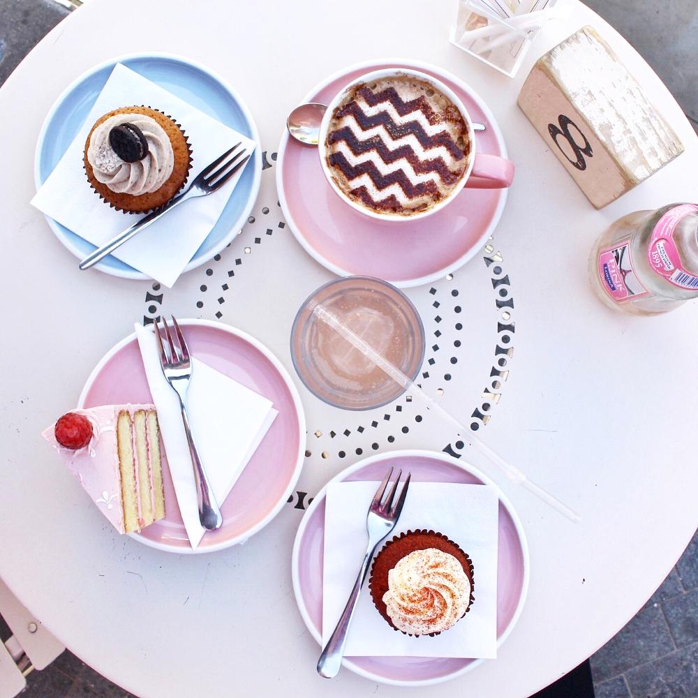 Luoghi instagrammabili a Londra dove mangiare: Peggy Porschen