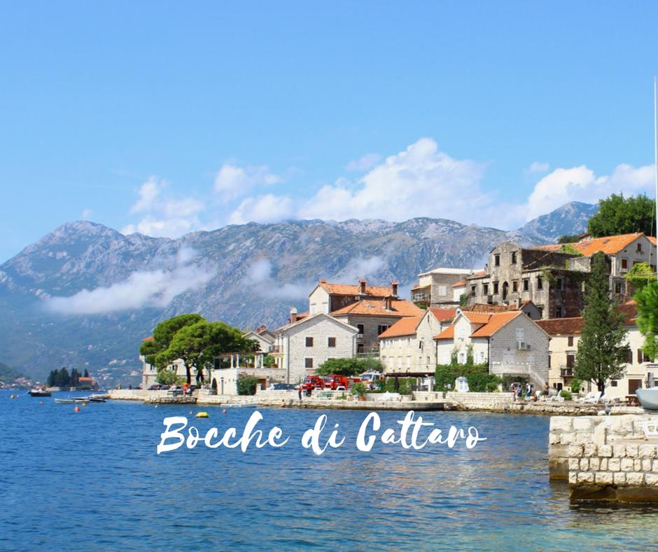 Bocche di Cattaro: cosa vedere a Kotor e dintorni in Montenegro