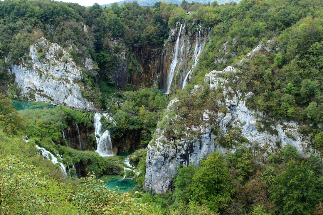 laghi di plitvice croazia