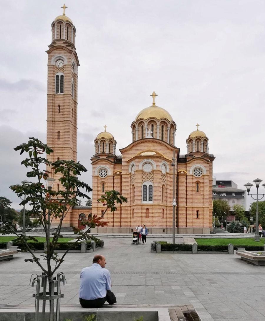 cosa vedere a Banja Luka: chiesa ortodossa