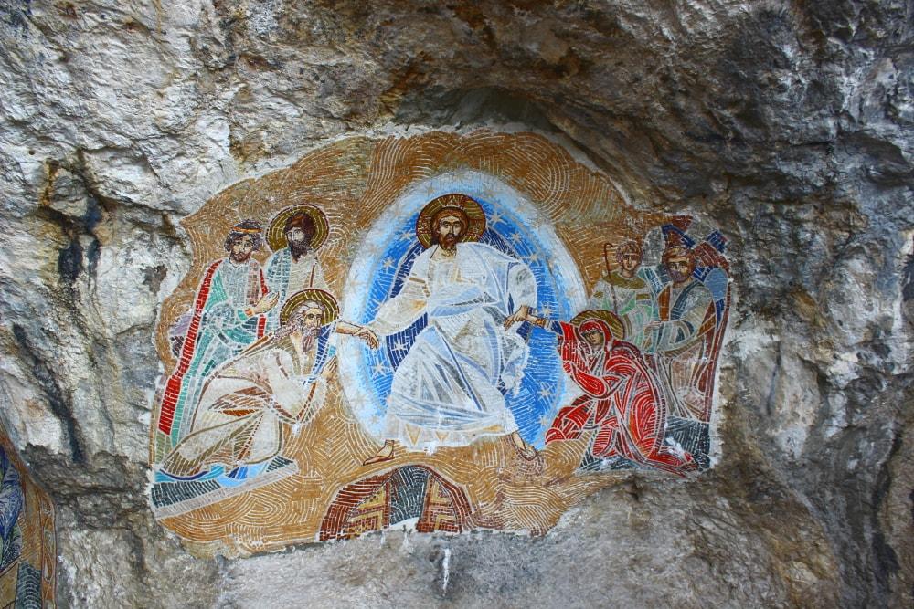 monastero di ostrog montenegro