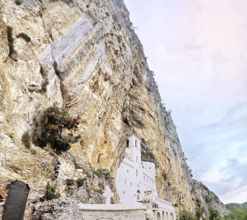 monastero di ostrog come arrivare