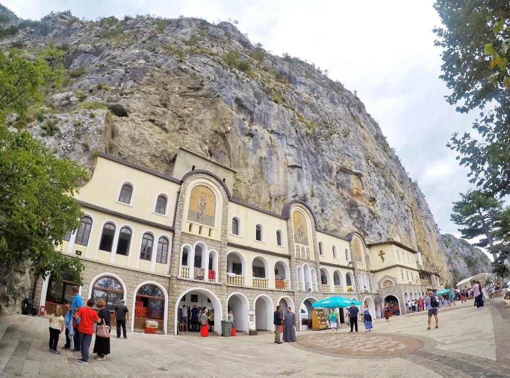 monastero di ostrog san basilio