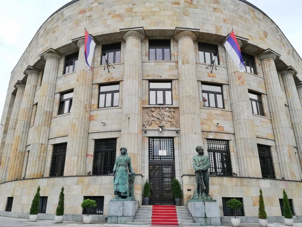 cosa vedere a Banja Luka: palazzo del governo