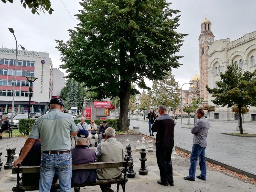 Banja Luka Bosnia