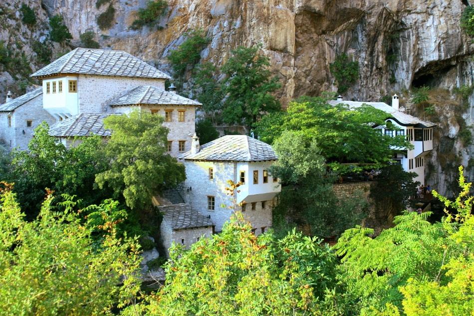 blagaj monastero