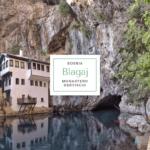 Blagaj Tekija: il monastero dei dervisci vicino Mostar