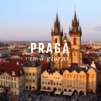 cosa visitare a Praga in 3 giorni