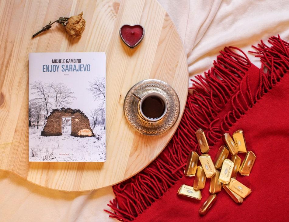 """libri balcani """"Enjoy Sarajevo"""""""