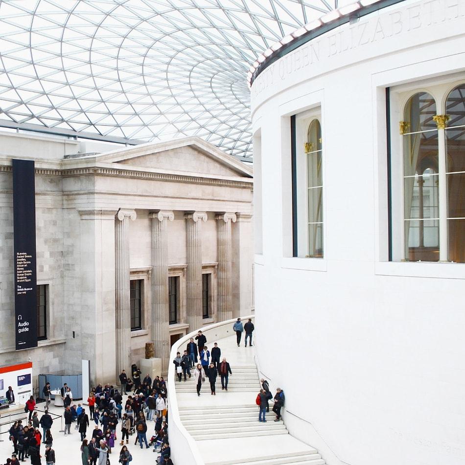 musei gratis a londra: british museum