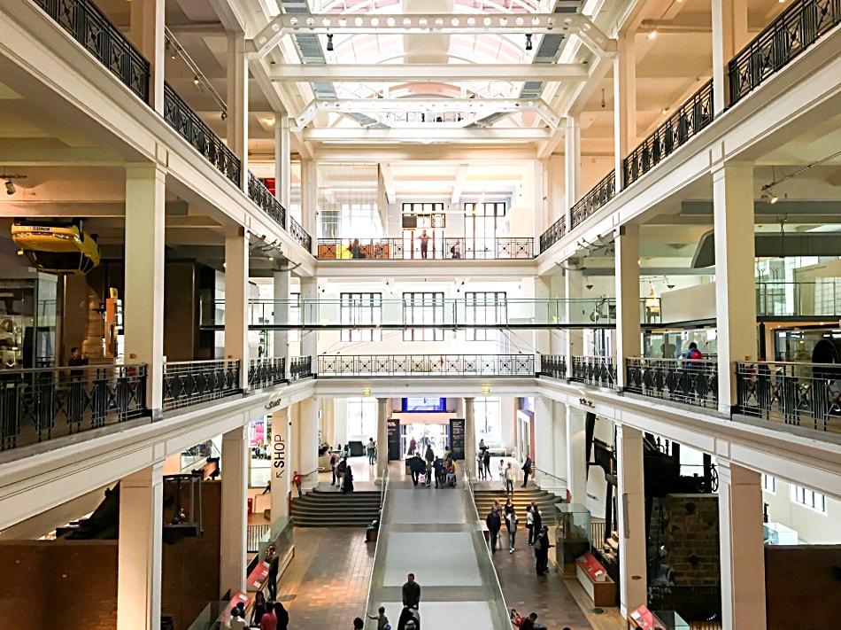 musei gratis a Londra: science museum