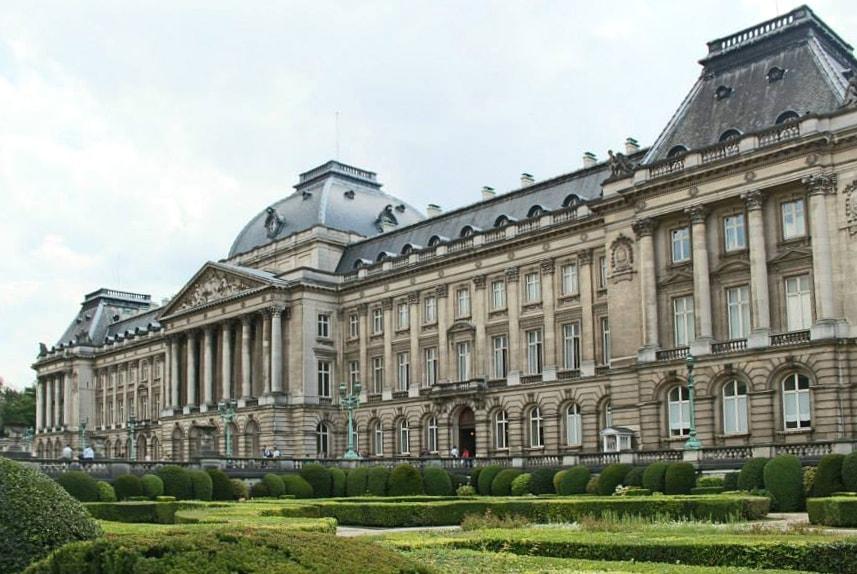 bruxelles cosa vedere: palazzo reale