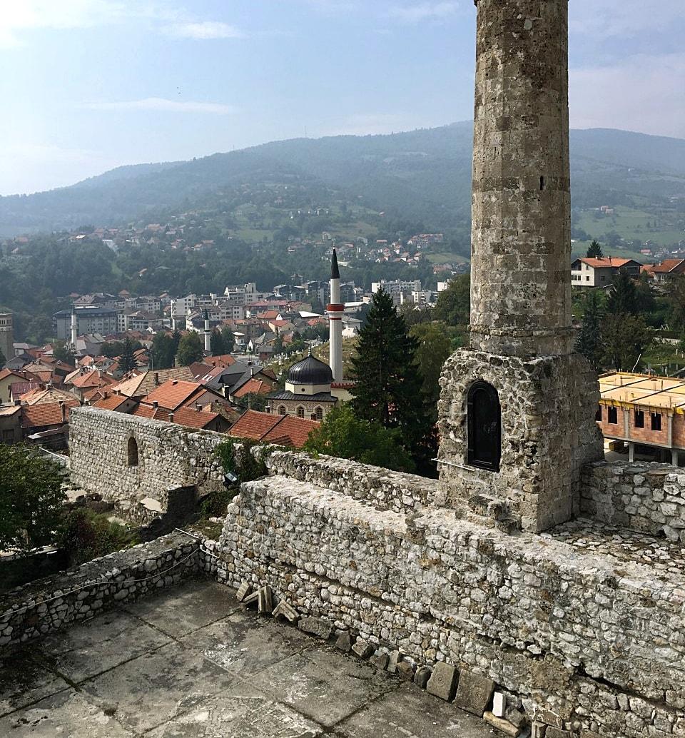fortezza di travnik