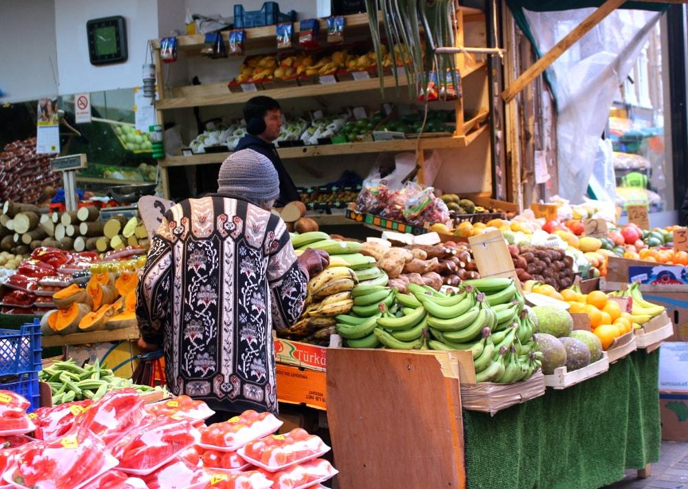 mercato di brixton londra