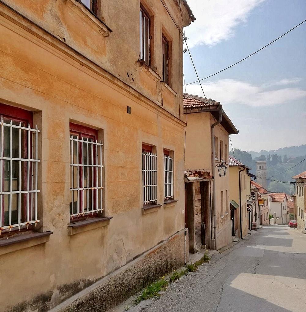 cosa vedere a travnik: stari grad
