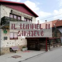 visitare il tunnel di sarajevo