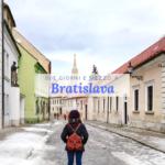 Cosa vedere a Bratislava in due giorni (e mezzo)