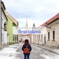 Bratislava in due giorni