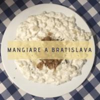 mangiare tipico a bratislava