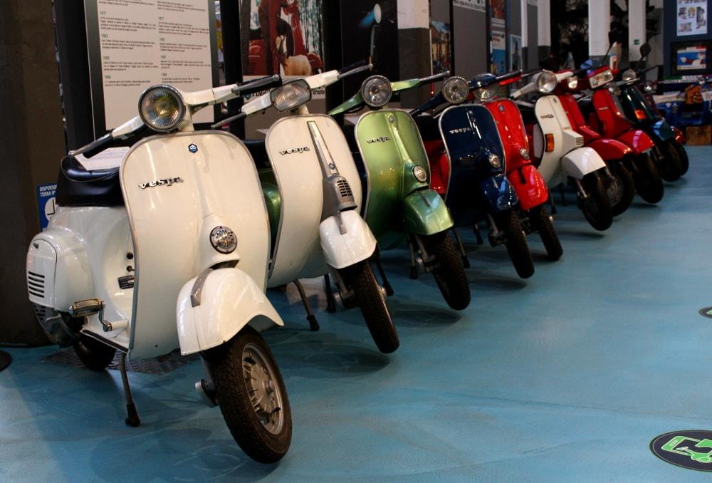 Pontedera cosa vedere: museo Piaggio