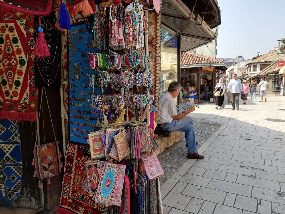 sarajevo centro storico