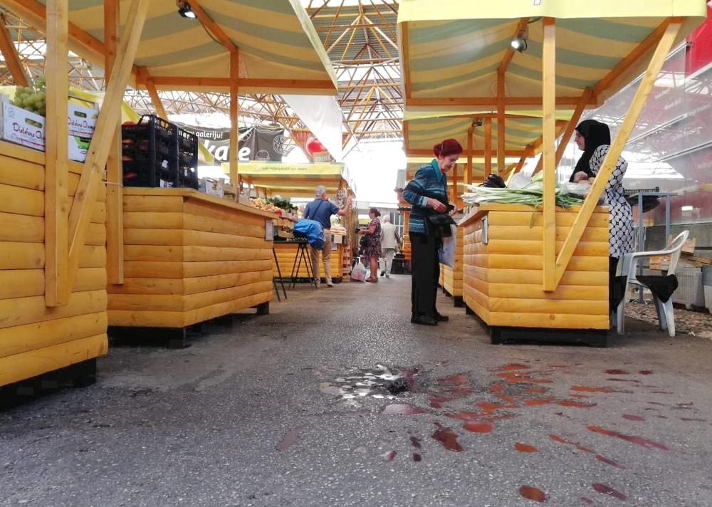 sarajevo cosa vedere: mercato coperto markale