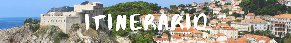 croazia itinerario