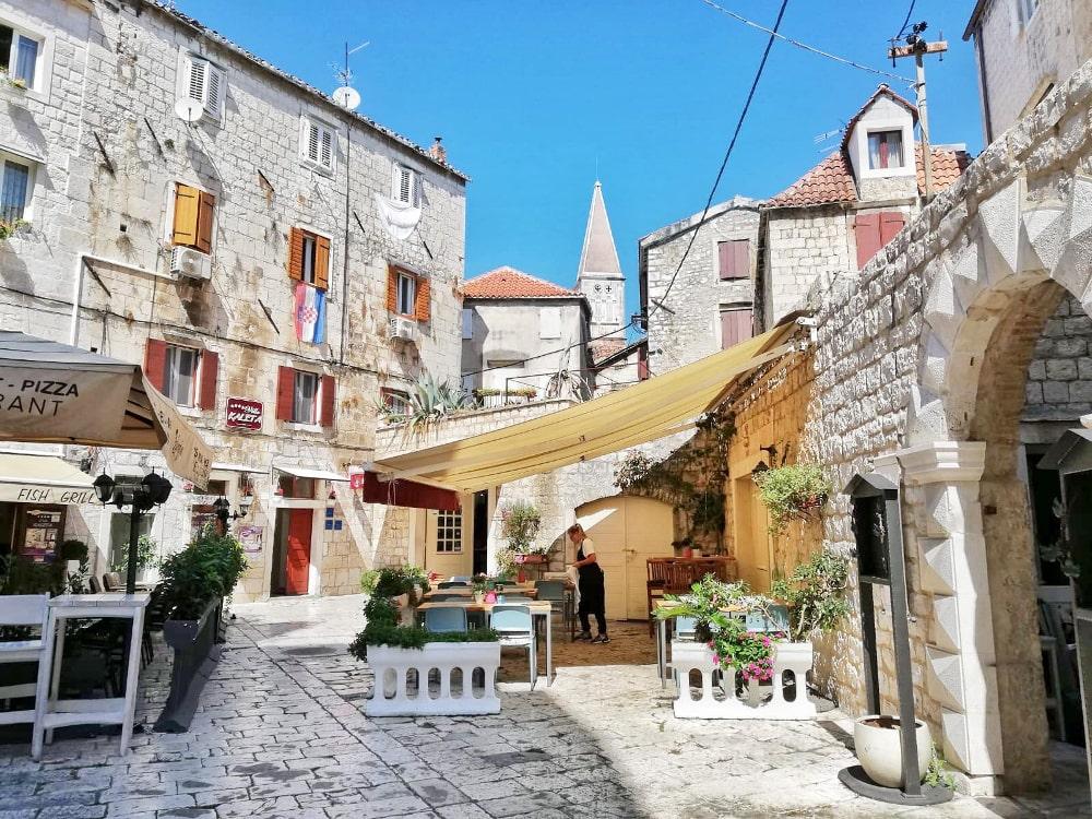 croazia luoghi di interesse: trogir