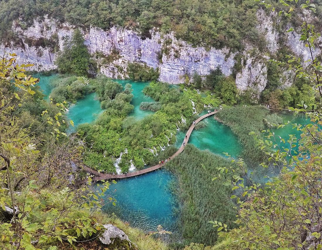 croazia cosa vedere: laghi di plitvice