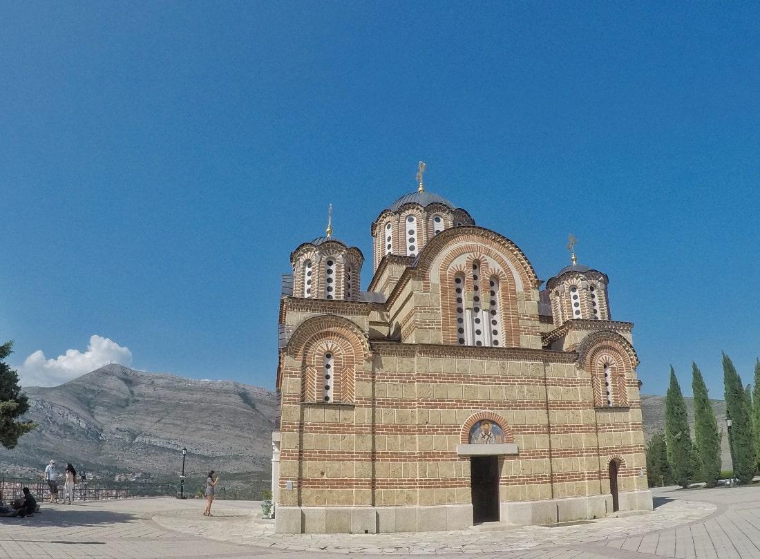 erzegovina monastero
