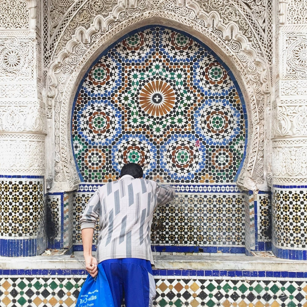 fes marocco fontane