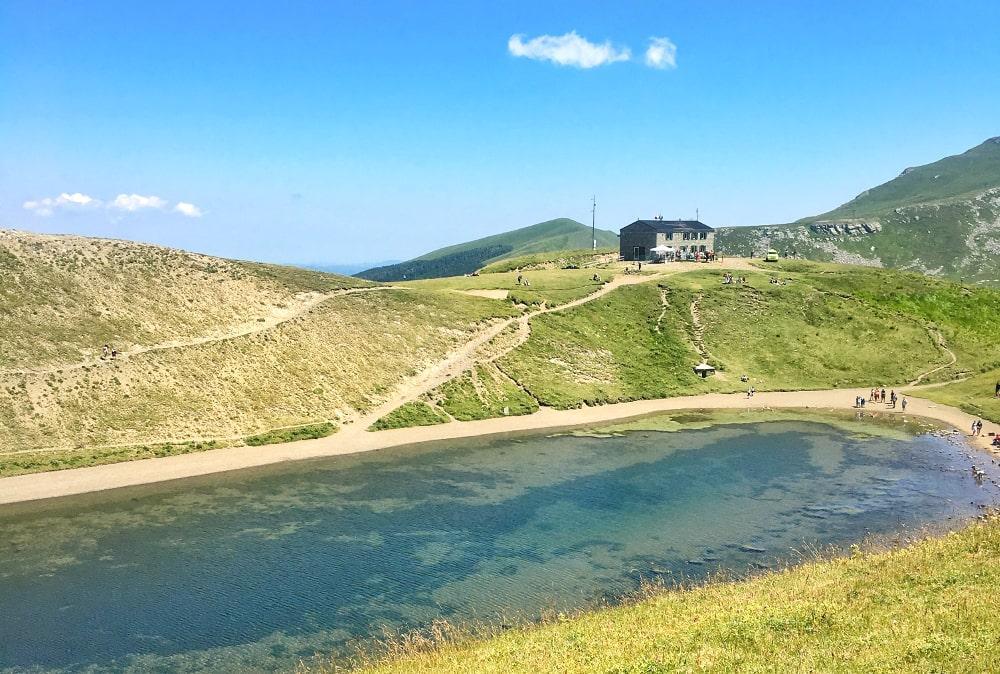 lago scaffaiolo appenino tosco emiliano