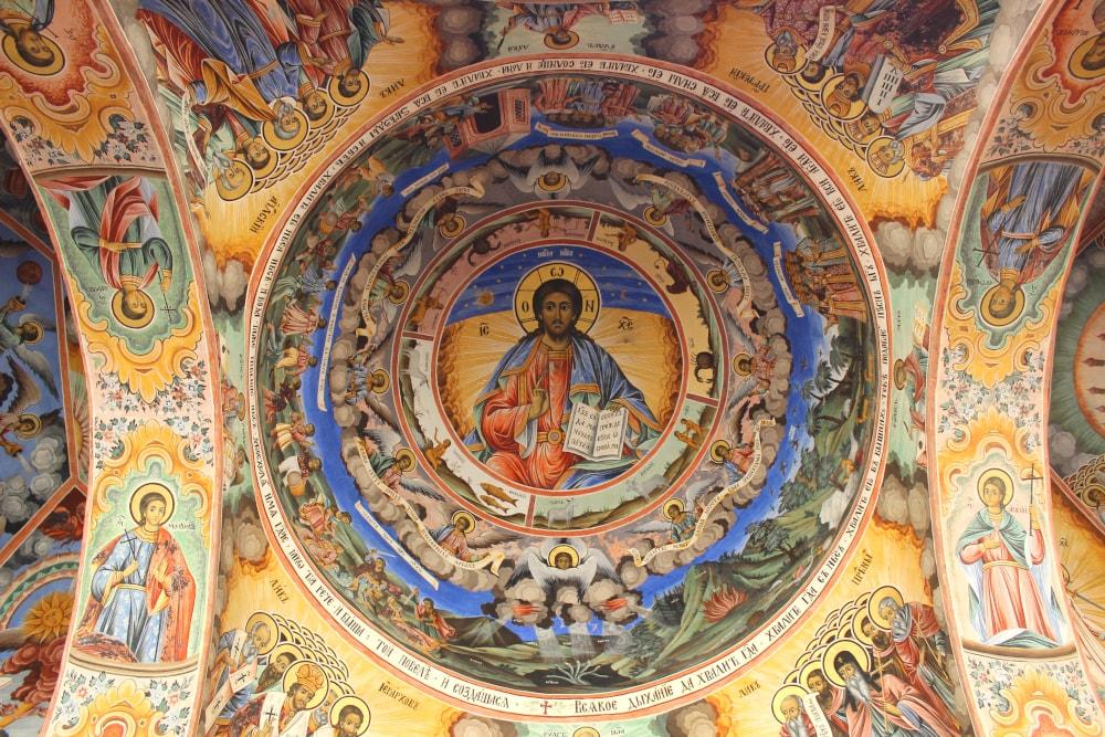 da Sofia a Rila monastero