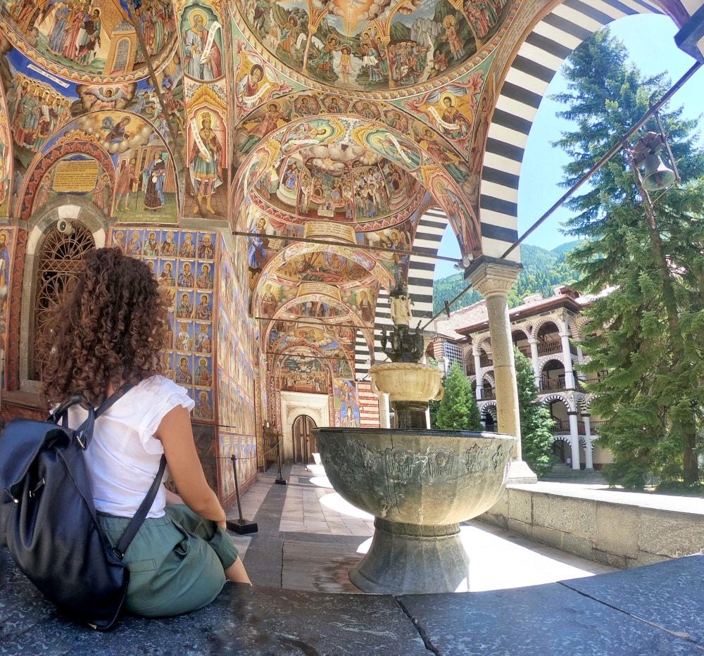 monastero gita da sofia