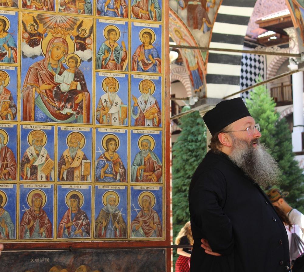 sofia monastero rila