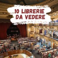 10 librerie da vedere
