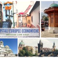 Capitali europee economiche