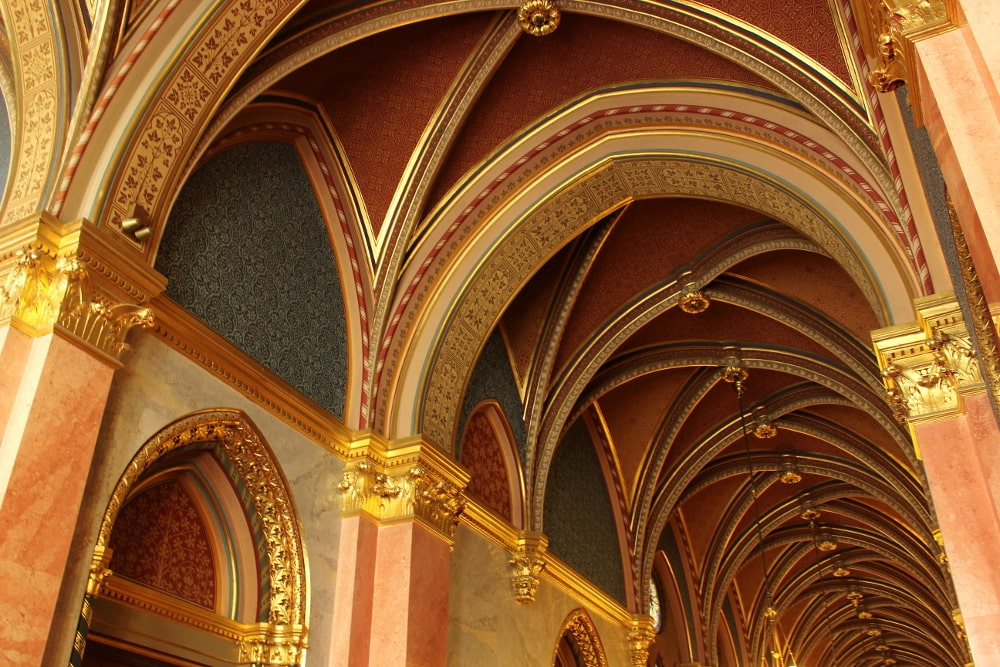 parlamento budapest visita