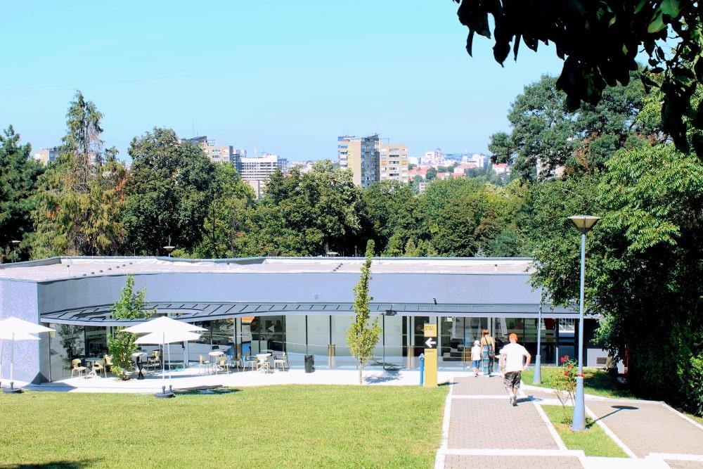 museo storia jugoslavia belgrado