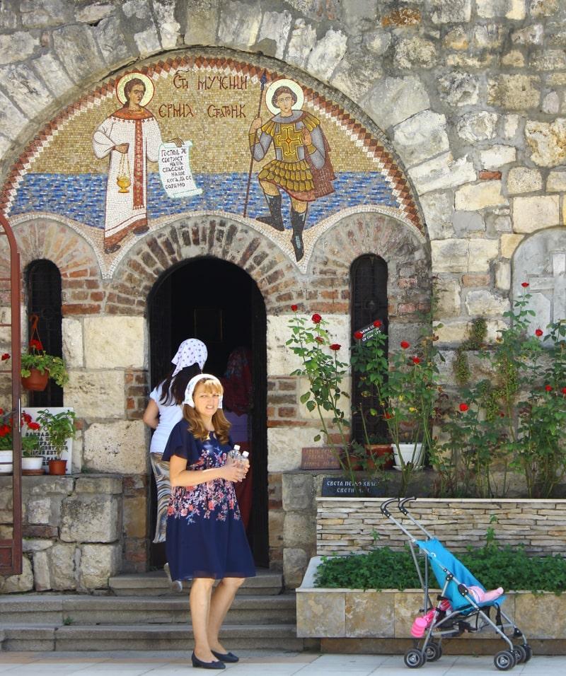 chiesa fortezza belgrado